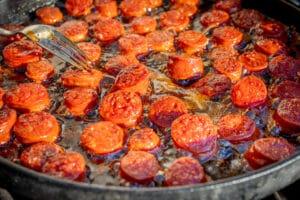 Jambalaya mit Chorizo