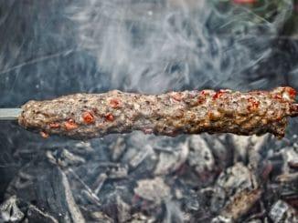 Rezept für Adana Kebab