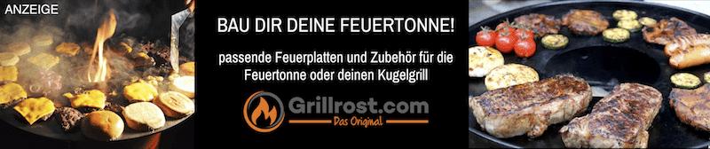 Grillrost.com Feuerplatten und Grillzubehör