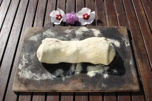 Pulled Chicken Stromboli herstellen