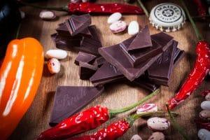 Chili con Carne mit Schokolade