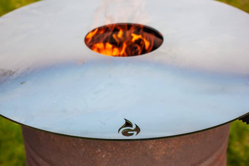 Feuerplatte