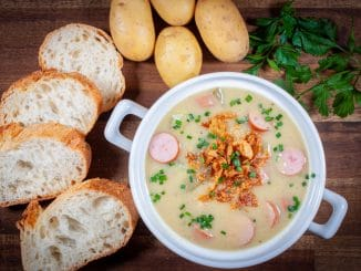 Hot Dog-Suppe