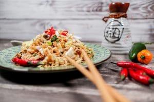 Ramen Salat