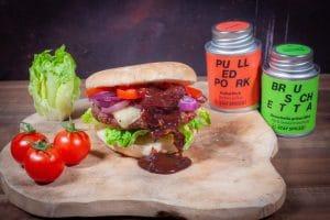 Hamburger Stay Spiced!