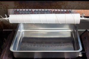 Baumkuchen Start Herstellung