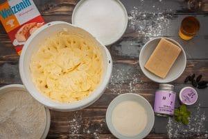 Baumkuchen Zutaten