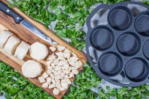 Flammkuchen-Muffin Fertigteig