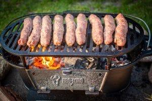 Grilltopf von BBQ-Toro