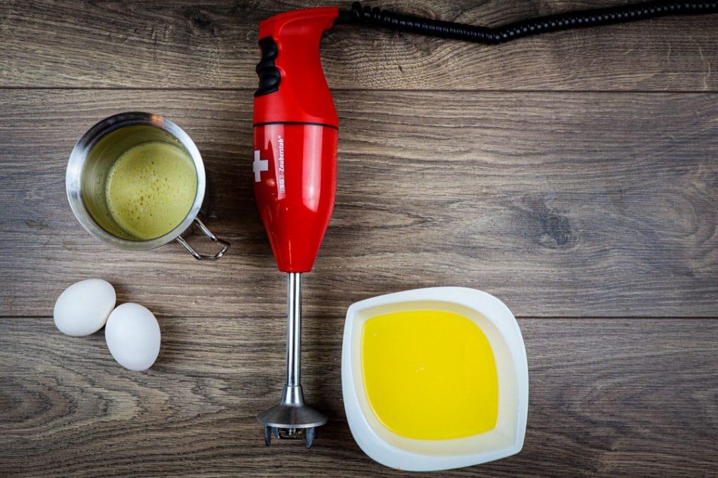 Sauce hollandaise zubereiten