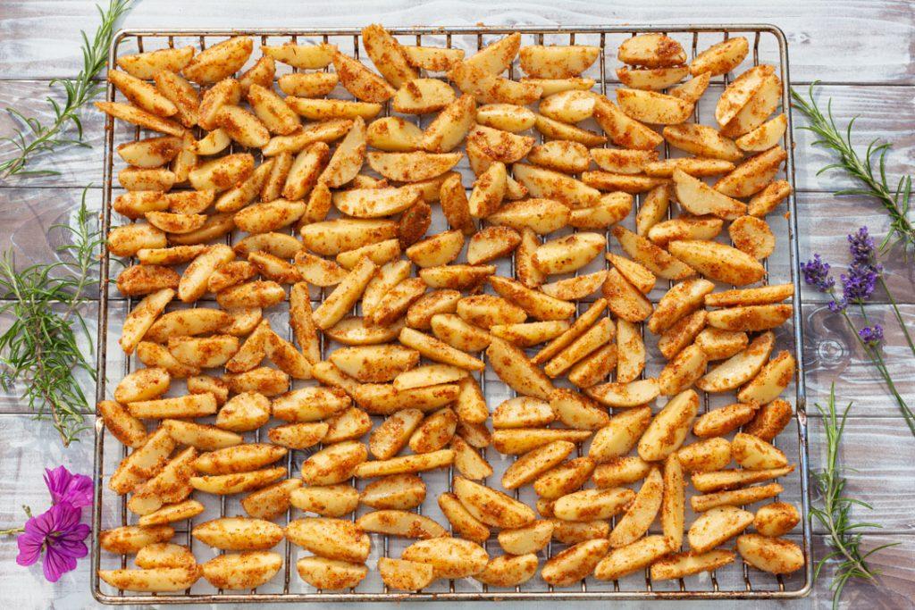 Was Passt Zu Kartoffelecken