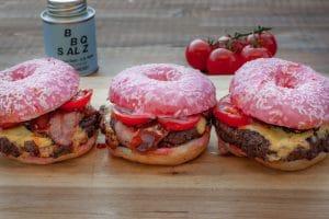 Donut-Burger