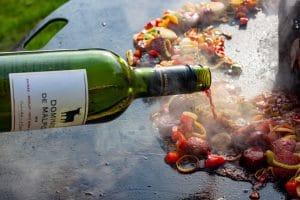Rotwein für die Tapas