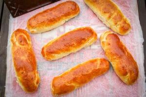 Rezept Hot Dog Brötchen