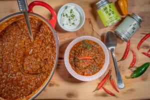 Gewürze für Chili con carne