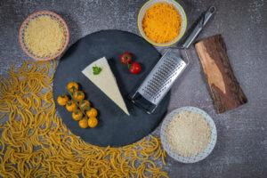 Parmigiano für Mac and Cheese