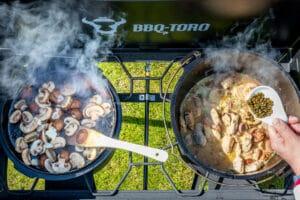 Pfeffer für den Filettopf aus dem Dutch Oven