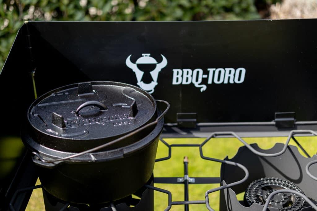 Gas Grilltisch BBQ-Toro